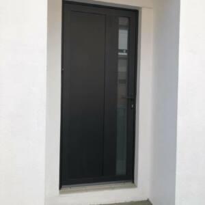 Porte aluminium TECHNAL design